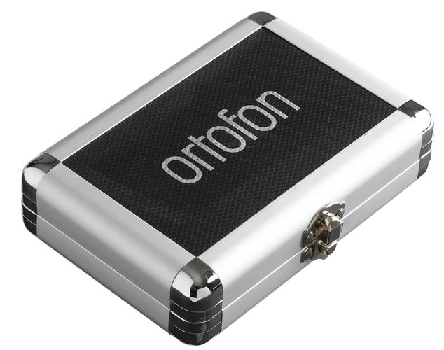 Ortofon DJ cartridge case